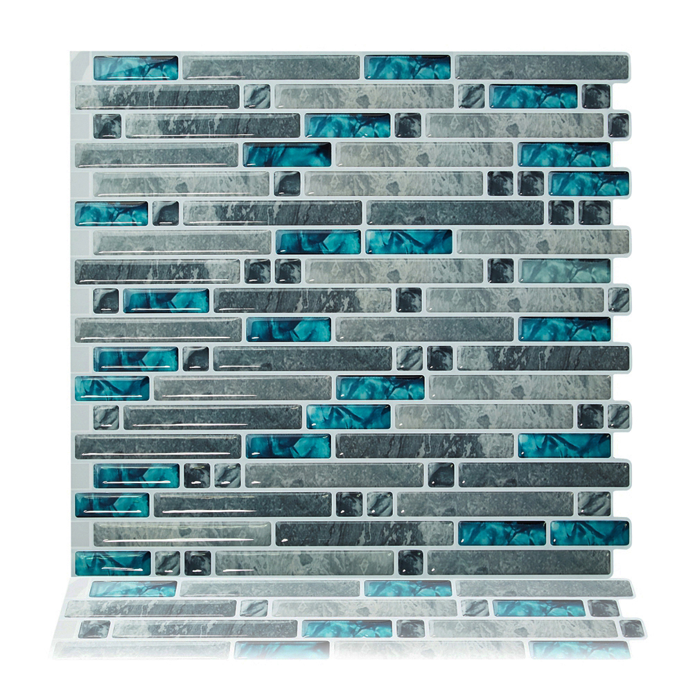 - Cocotik Peel And Stick Wall Tiles 10.5'' X 10'' Kitchen Backsplash