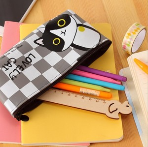 Image 4 - New Arrivals Creative Cartoon Amazing Cute Fresh Fashion Lovely Cat Korean Style Rubber Coins Candy Home Office Storage Bags EZ