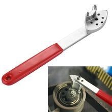 Clé de réglage de Tension de moteur de voiture, outil à clé de poulie, pour VW Audi Skoda VAG, outils de réparation automobile pour Garage