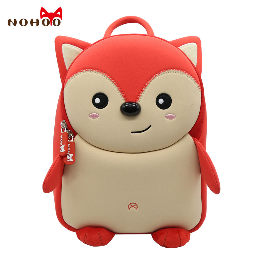 Image 4 - NOHOO Toddler Children School Bag for Boys Kids Waterproof 