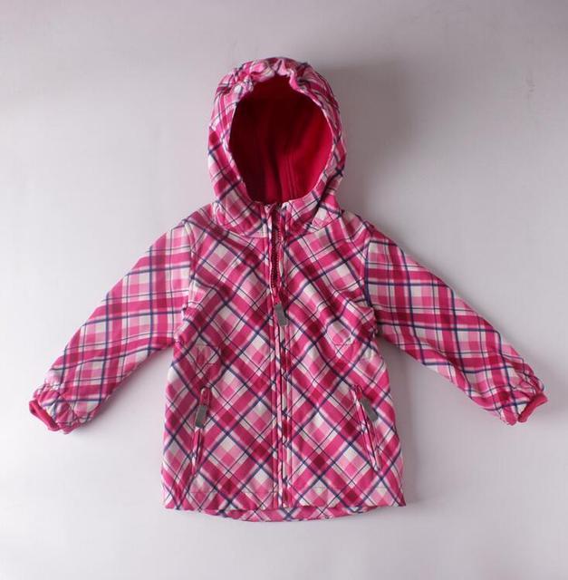 Topolino marca, bebé a prueba de viento impermeable chaqueta, otoño invierno primavera, baby girl clothing, bebé ropa de abrigo ropa para 6 m-24 m