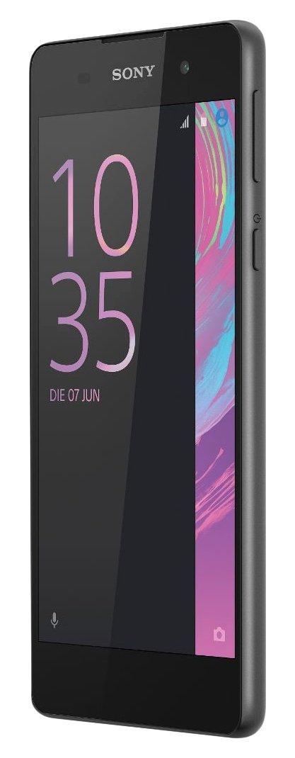 Sony Xperia E5, couleur noire (noir), Interna 16 go de Memoria, 1,5 go de RAM dure, écran 5