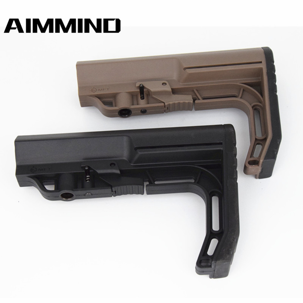 MFT Adjustable Stock Tactical Mission New Mil After-Care Camping-Components Back-Nylon