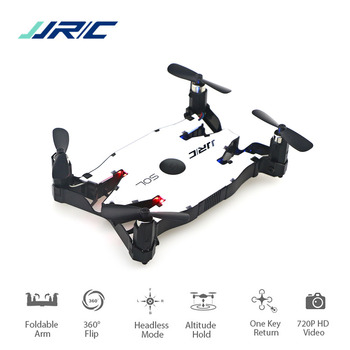 JJR/C JJRC H49 RC Drone SOL Ultrathin Wifi FPV Selfie Drone 720P Camera Auto Foldable Arm Altitude Hold  1
