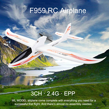 Airplane Wltoys F959 2.4G 3CH RC Airplane Aircraft RTF Version Wingspan Fixed Wing Flying Model цена 2017