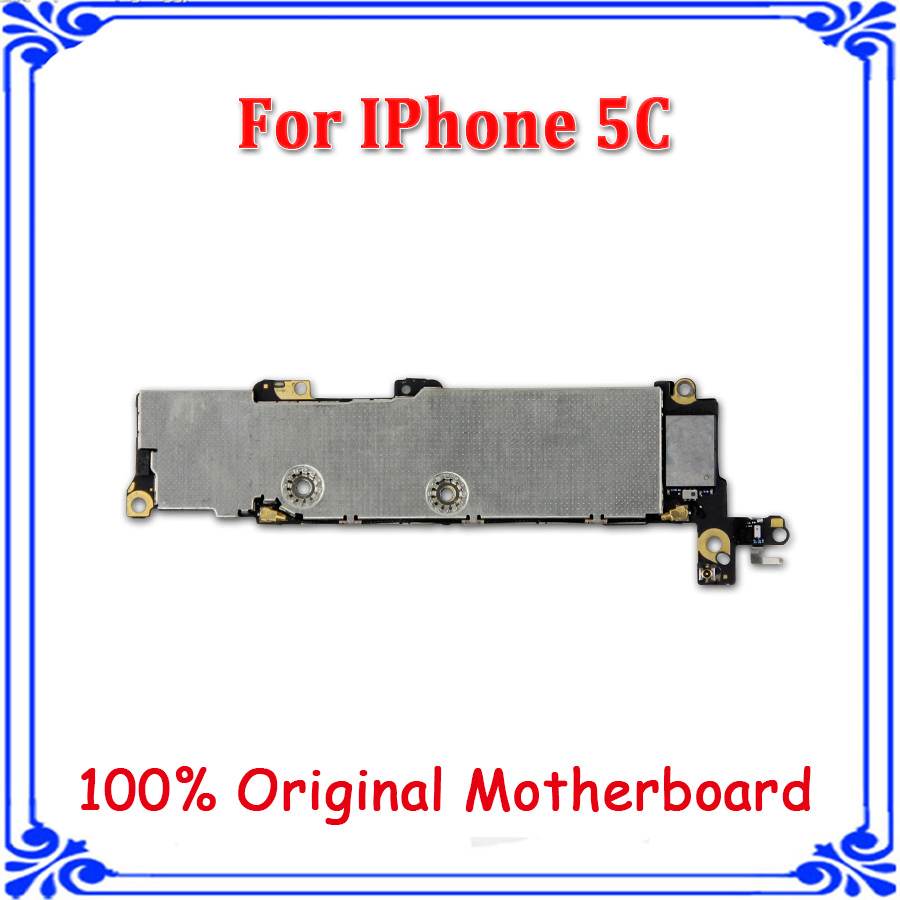 Buy Factory Unlock Main Plate For Iphone 5c 8gb Original Motherboard Apple Mainboard Ios System Logic Board Free Shipping From