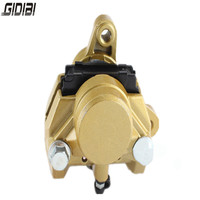 Motorcycle Rear Brake Calipers Rear Brake Pump For YAMAHA TZR125 1990 1992 TZR250 1987 1989 FZR400 1988 1990