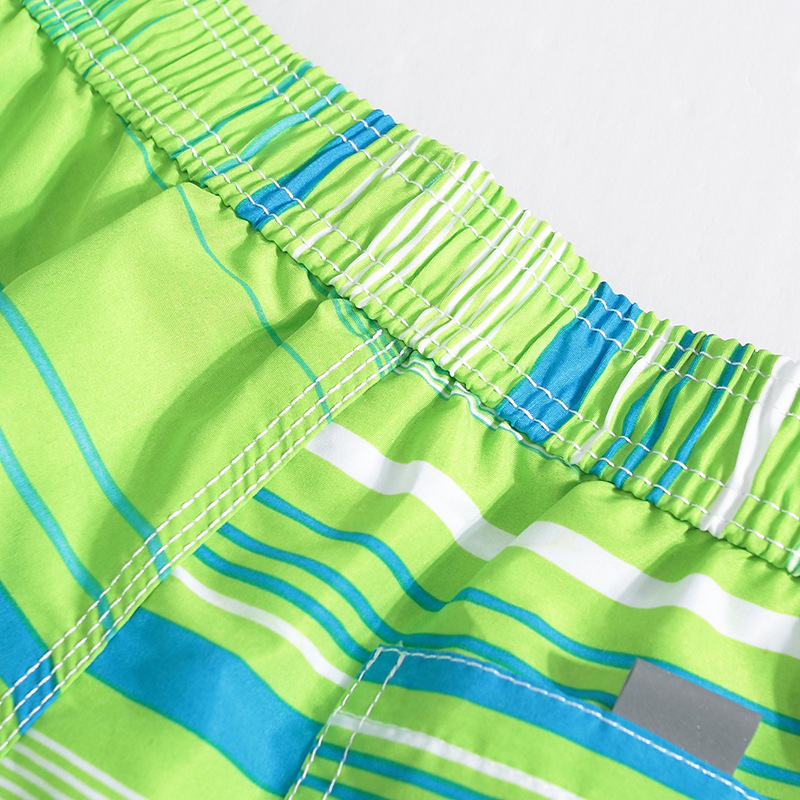 Myang Baby Brand Children Wear Summer Boys Quick drying Children Beach Pants Big Boy Casual Five Point Swimming Pants in Pants from Mother Kids