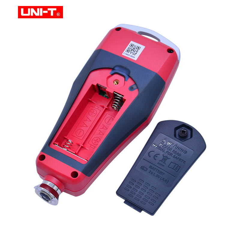 Image 5 - Thickness Gauge UNI T UT343D  Digital Coating Gauge Meter Cars Paint Thickness Tester  FE/NFE measurement with USB Data FunctionWidth Measuring Instruments   -
