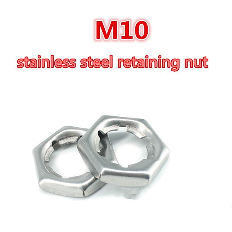 3 mm-M3-3 mm en Acier Inoxydable Hex Complet Écrou Grade 304 Inoxydable A2 St//acier
