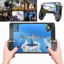 Триггеры для мобильного телефона dzhostik pubg игровой геймпад