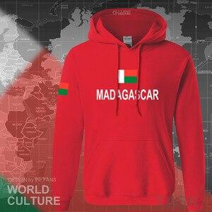 Image 5 - מדגסקר נים גברים סווטשירט זיעה ספורט הופ streetwear אימונית האומה כדורגלן MDG Malagasy Madagasikara מדגסקר