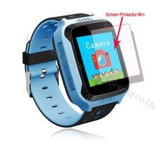 Защитная пленка на экран hd для смарт часов q60 q528 q750 y01