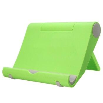 Universal Foldable Table Desktop Desk Stand Holder Mount Cradle For Phone Tablet