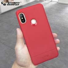 TOIKO Impact Protective Shockproof Bumper Shell for xiaomi Mi 8 Soft TPU Cases Geometry Patterned