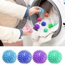 Пластиковые натуральные шарики для сушки белья, не химические, смягчающие ткань