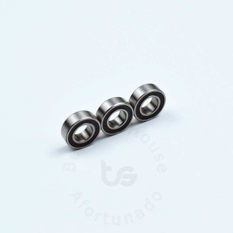 MR126zz 6x12x4 Bearing 6*12*4 10 PCS Tamiya 1260 Replacement Ball Bearings Set