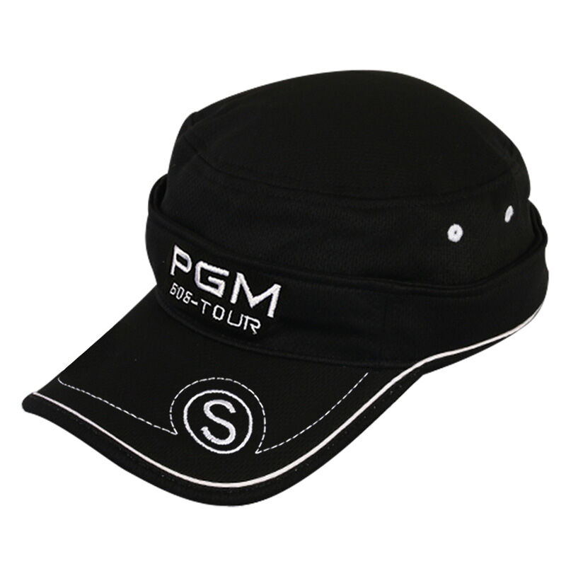 88eb2dac683 PGM Golf Hat Sunscreen Golf Cap with Removable Outdoor Zipper Men s Caps  for Sports Men Summer Hats Unisex Cotton Sunhat Travel-in Golf Caps from  Sports ...