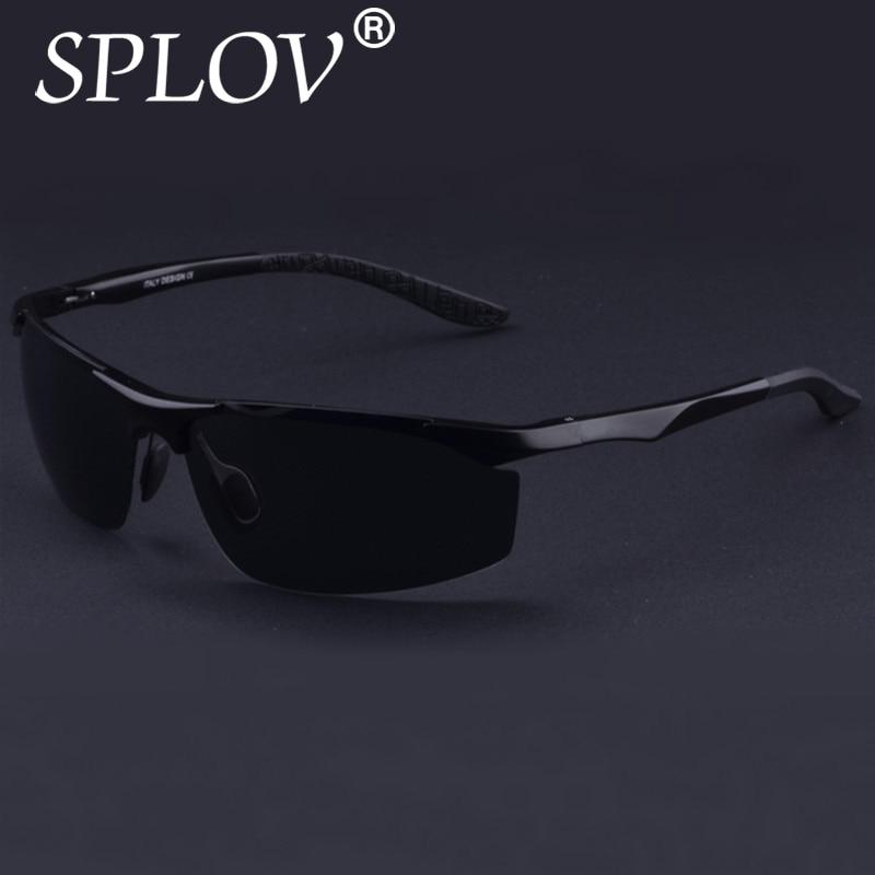 2a85ffcbeb311a 2016 lunettes de soleil homme homme lunettes de soleil polarisées Hommes  lunettes de soleil Voyage en aluminium soleil de magnésium lunettes