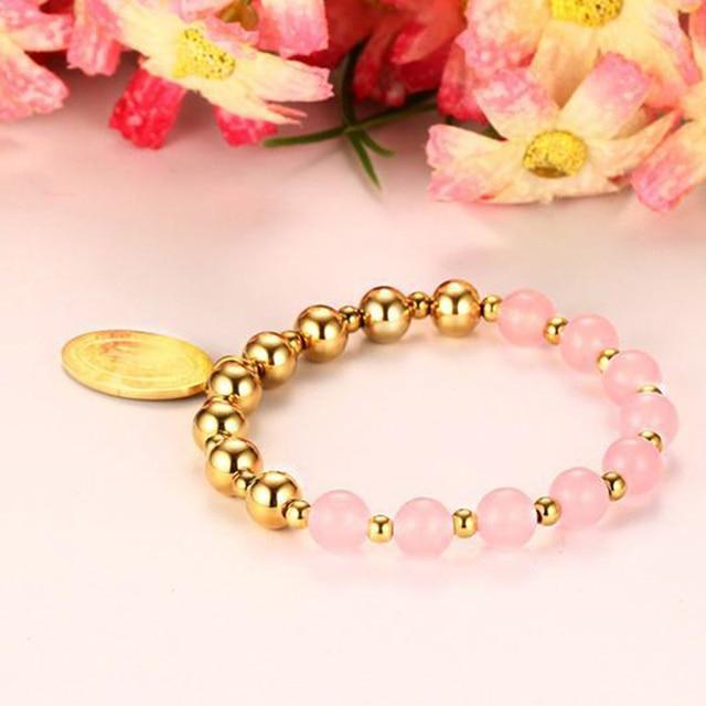 Купить женский браслет из нержавеющей стали fairladyhood 316l хирургический