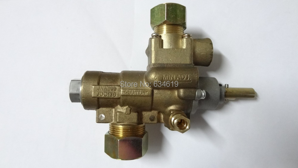 Gas Automatic Shutoff Safe Valve Flameout Safety