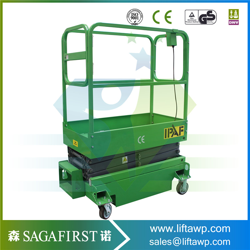 CE Certified Low Price 3 M Platform Height Electric Scissor Lift