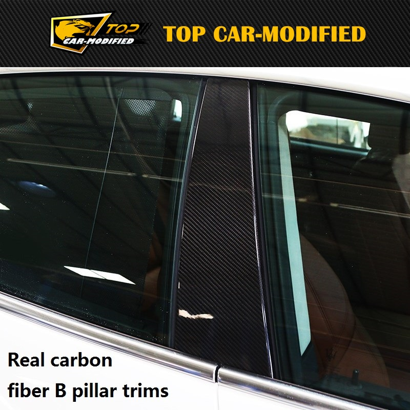 Free Shipping Exterior Trimscarbon fiber door pillars fender trim carbon sticker for Maserati Quattroporte & Compare Prices on Door Pillars- Online Shopping/Buy Low Price Door ... Pezcame.Com