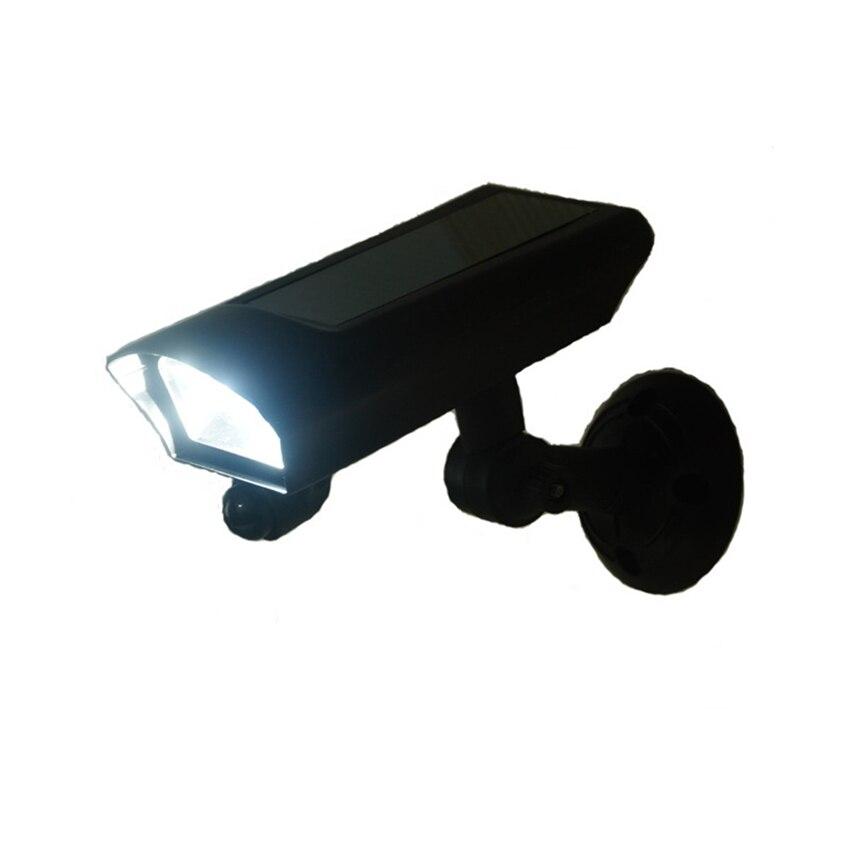 Waterproof  IP65 LED Solar Light White Solar Power Outdoor Garden Light PIR Motion Sensor Pathway Wall Lamp 3.7V 400mAH NI-MH