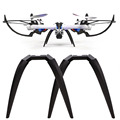 Black Spare Parts Landing Gear Skid for JJRC H16 or Yizhan Tarantula X6 RC Quadcopter Helicopter Drone Accessories