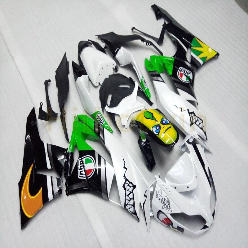 Personalizado + tornillos molde de inyección verde blanco motocicleta carenados ZX-6R 09-12 para zx6r 2009 2012 ZX6R 636 Versión Global Lenovo K5 Pro 64GB Snapdragon 636 Octa Core Smartphone Quad cámaras 5,99 pulgadas 4G LTE teléfonos móviles 4050mAh