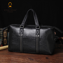 2017 Top Zipper Dress Solid Soft New Style Men Travel Bag Designer Handbags Shoulder Bags Large Capacity Leather Duffle Genuine