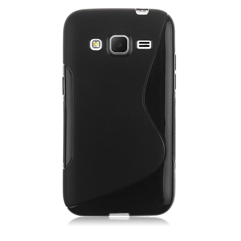 Reliable Stylish Silicone/Gel/Rubber TPU Rubber Case Cover Skin For Samsung Galaxy Core Prime/Prevail LTE G360