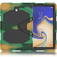 """galaxy s4 Case For Samsung galaxy Tab S4 8.0"""" T330 T331 T335 Waterproof Shock Dirt Snow Sand Proof Extreme Heavy Duty Kickstand Cover (1)"""