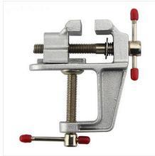 Высокое качество Мини Таблица вице алюминиевый сплав слесарные Bench Клещи для DIY Ювелирные изделия Craft Плесень Исправлена Repair Tool Bench