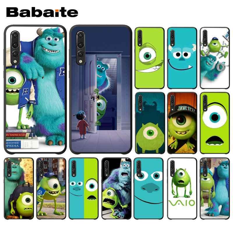 Babaite Bonito Universidade Monstros Sulley Tigre Caixa Do Telefone para Huawei P20 Mate20 Lite Honor Play 8A 8C 7C 5A Y6 y5 II Psmart
