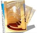 Envío gratis! la nueva moda del grano de la puerta de cuentas cortinas / cortina --- hechas a la medida de tamaño 1 m ( gota ) * 1 m ( ancho con 7 colores