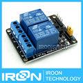 5 В 2 8-канальный Релейный Модуль Совет по Arduino PIC AVR MCU DSP ARM