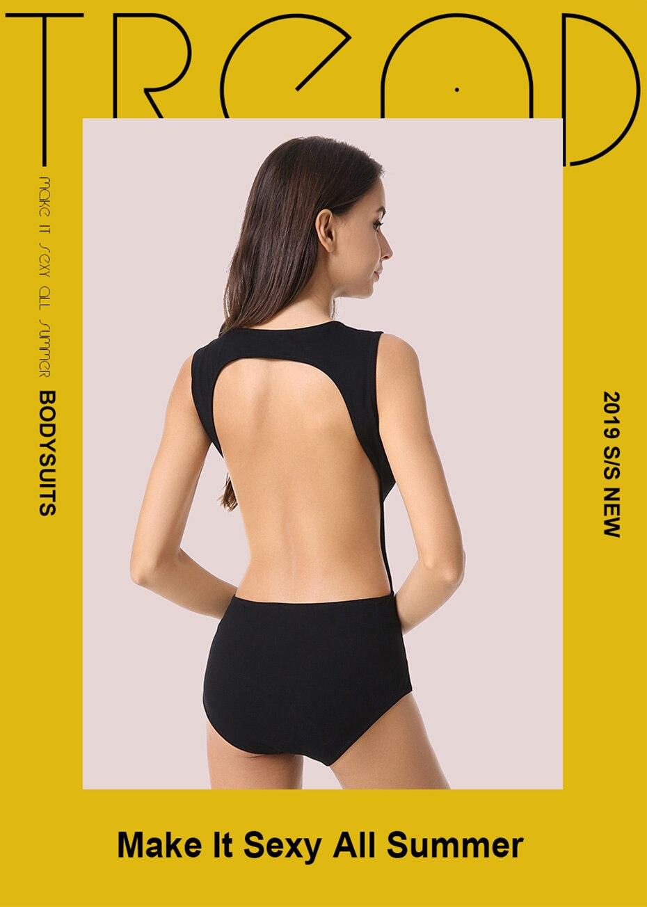 ®Streetwear Bodysuit Womens Rompers Jumpsuit Sexy Bodysuits ...