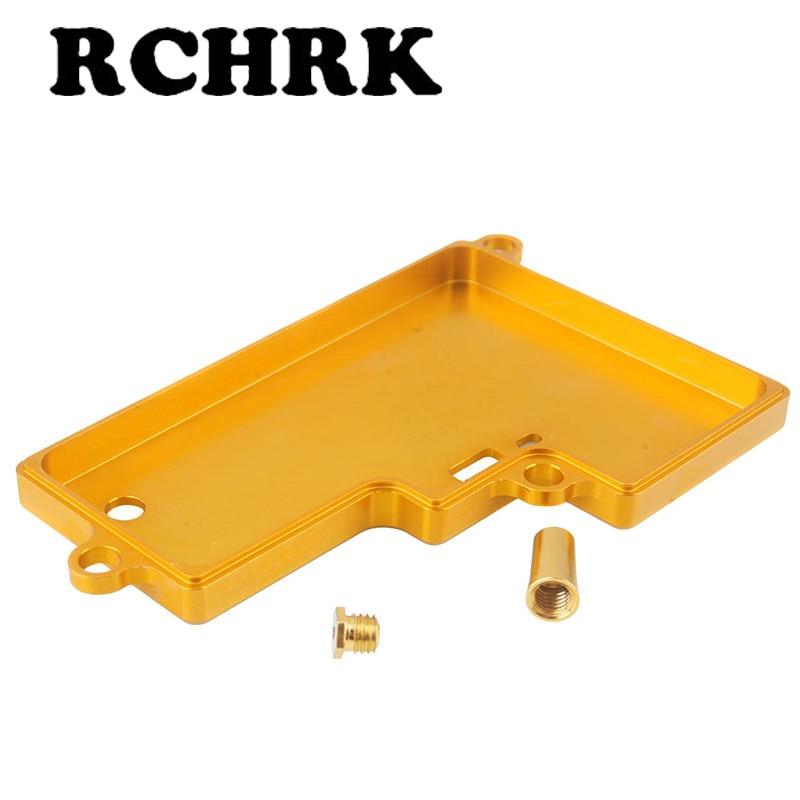 HSP RC 1:10 NEU, AMEWI TUNING TEILE 02050 Akku-/& Empfängerbox Batt.Rec.Case