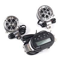 Support SD Card MP3 Player MP3 Player Function Of Motorcycle Motorcycle Alarm Motorcycle Audio Electric Vehicle