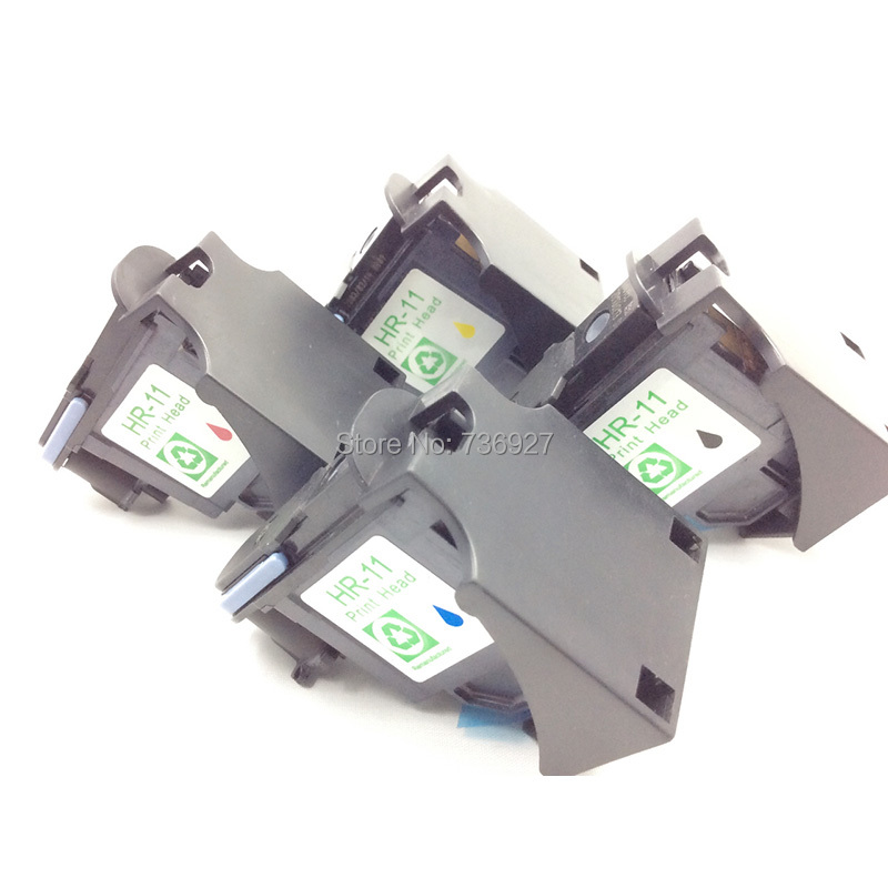 1 Set for hp 11 print head for HP11 Business Inkjet 1000  1200 2200 2230 2280 2600 2800 in printer parts print head for brother 990 a4 inkjet print head mfc 255cw dcp165 185 378 j125 j220 j410 250 290 490 790 990 j265