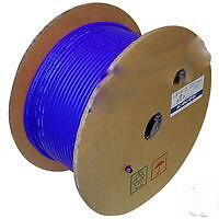 Высокое качество кл 165 ФТ (50м) массовая микрофонный кабель 24awg кабель синий.