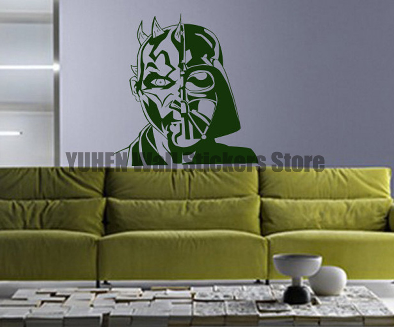 Camera Da Letto Star Wars : Star wars mural yeah this would be a great office arts