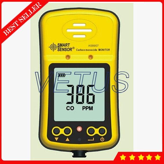 AS8907 Portable Carbon Monoxide Price for gas detector