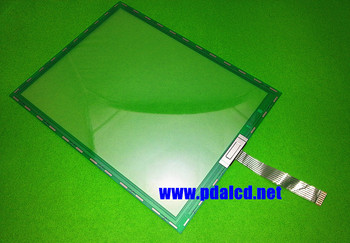 Original 12.1 inch 7 wire Touch Screen for N010-0551-T242 Industrial POS machine digitizer panel