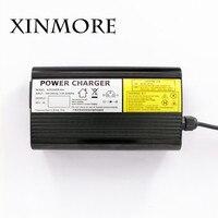 Power Adapter AC DC 25.2V 12A Lithium Battery Charger For 22.2V E bike Li Ion Lipo Battery Pack Power Supply Logitech