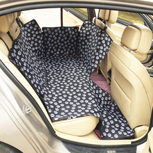 Dog Carriers Waterproof Car Rear Back Seat Cover Travel  Pet Mats Hammock Protector Safety Cat Carrying Pet Accessories Supplies