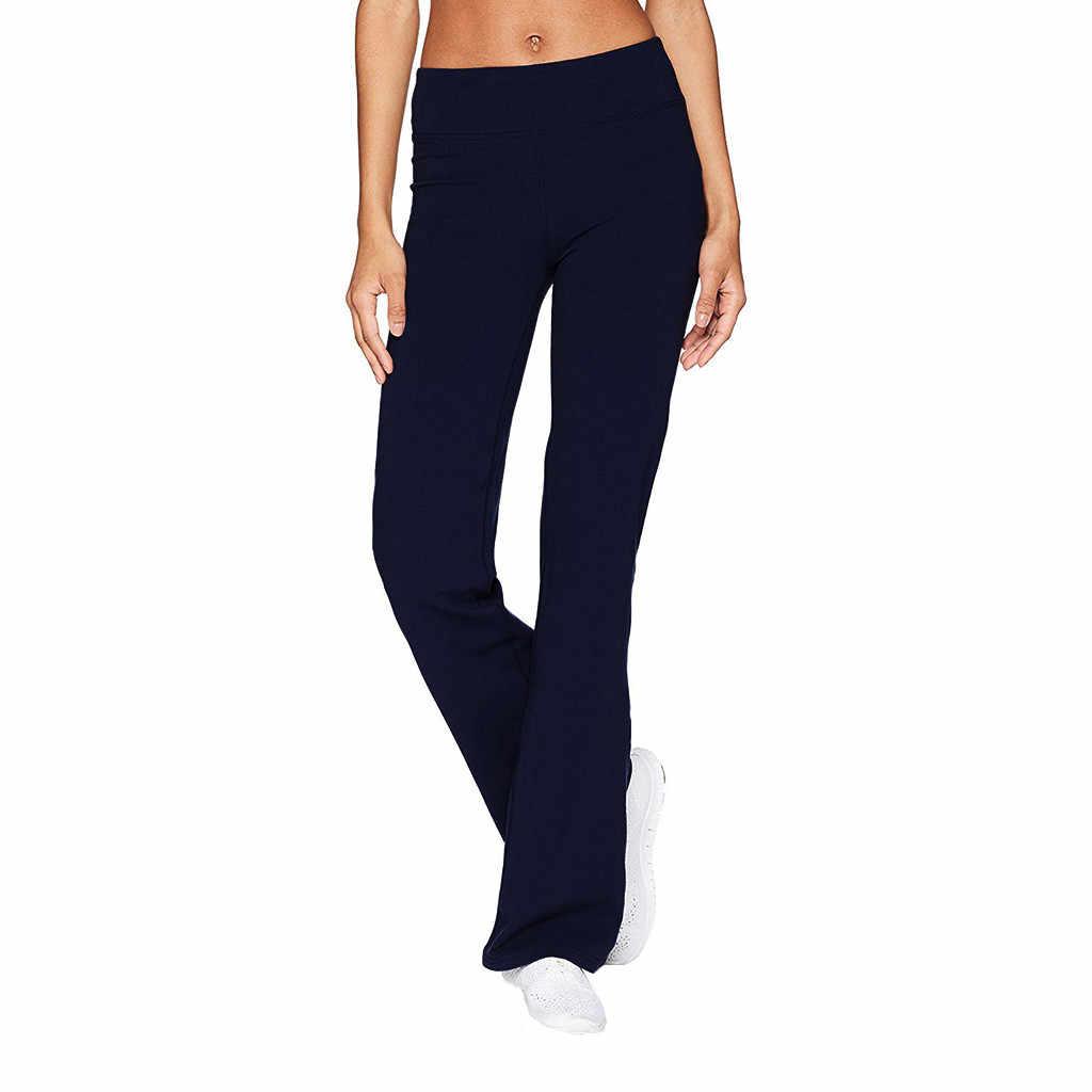 Женские эластичные спортивные брюки, свободные, для бега, для фитнеса, большие размеры, широкие брюки, женские, с принтом, классические ремни, шаровары, брюки
