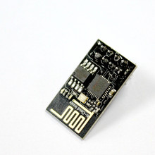 1pcs ESP8266 ESP-01 Serial WIFI Wireless Module Wireless Transceiver(China)