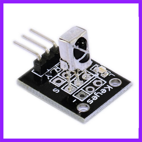Infrared Sensor Receiving Module For Arduino